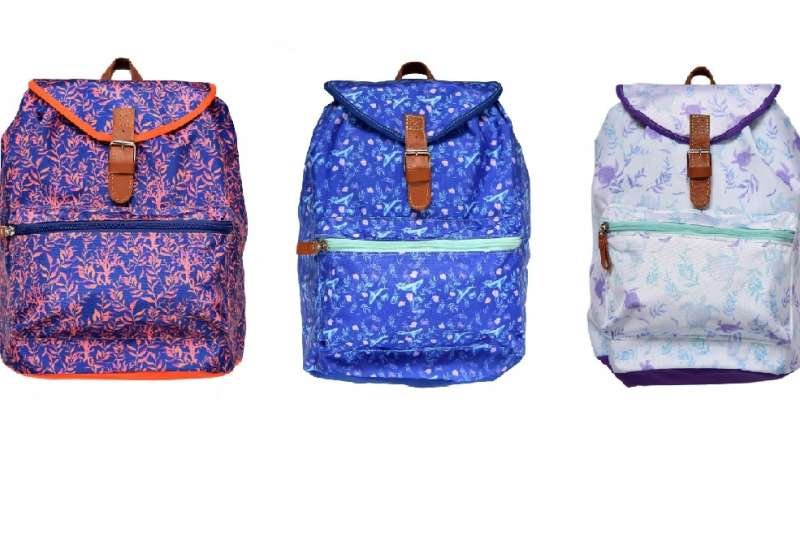 Morral estampado