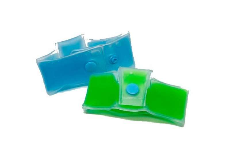 Manillas  gel antibacterial